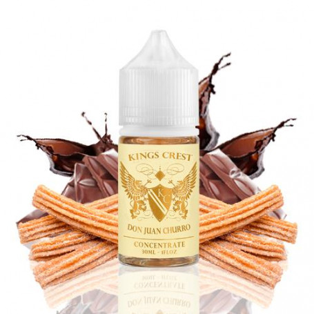 Kings Crest Aroma Don Juan Churro