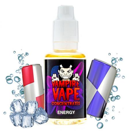 Energy 30ML- Vampire Vape