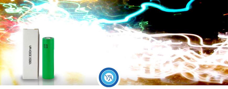 Baterías para cigarrillos electrónicos | VapeAragón