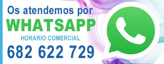 VapeAragón contacto whatsapp